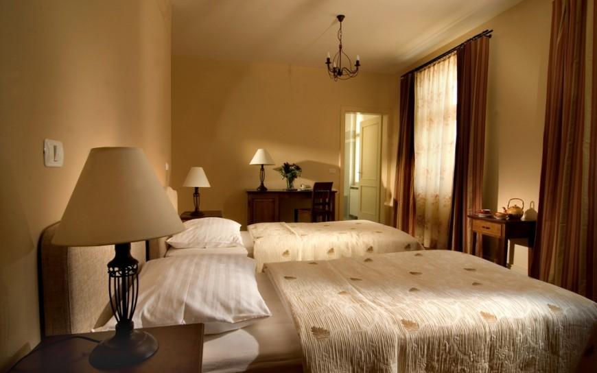 Pension Slamic bedroom