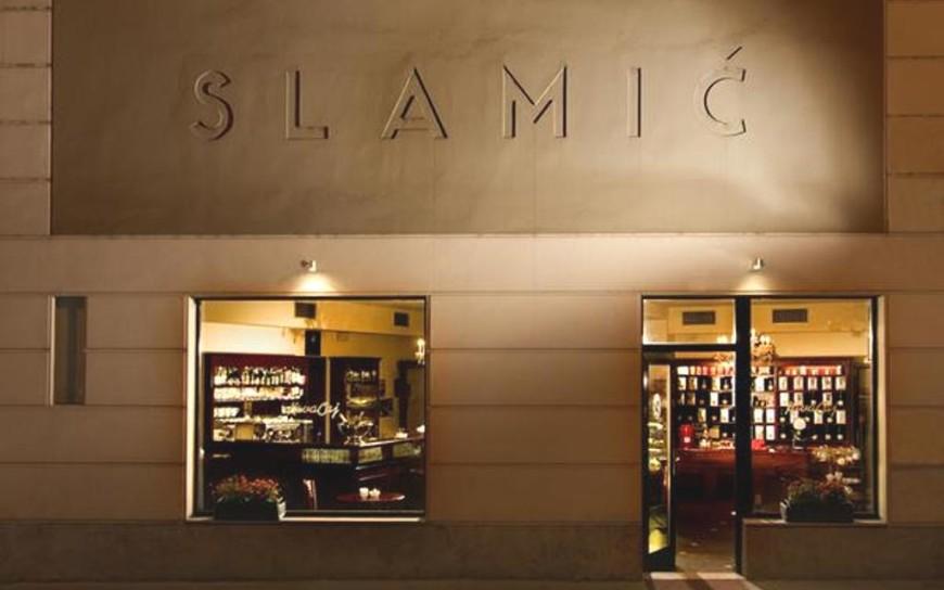 Hotel Slamic front